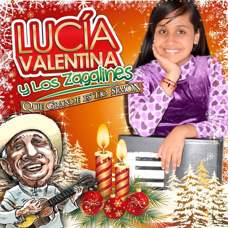 PORTADA LUCIA EN NAVIDAD