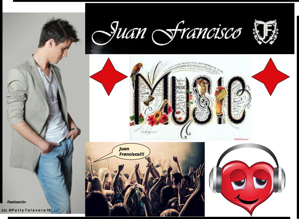 Juan Francisco música  subele ram niña me gustas