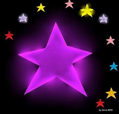 estrellas-glitters-violeta-y-estrellitas-colores