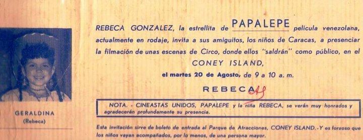 pelicula papalepe rebeca gonzalez primera pelicula