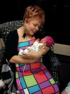 rebaca gonzalez nieta  abuela entrevista