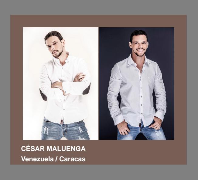 Mente y corazon definen al ingeniero y actor Cesar Maluenga un ...