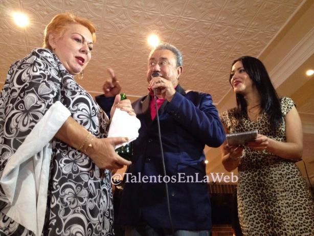 rincon morales showcase bautizo disco