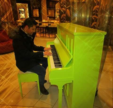 JEAN PIERRE MORENO PIANO