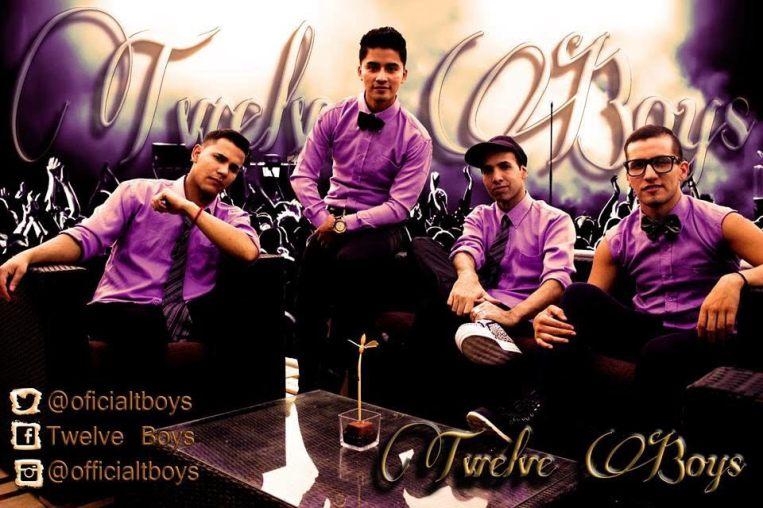 TWELVE BOYS 1